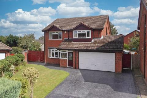 4 bedroom detached house for sale - Blaizefield Close, Woore, Cheshire