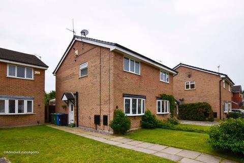 2 bedroom semi-detached house for sale - Sheldrake Road, Broadheath, Altrincham, WA14