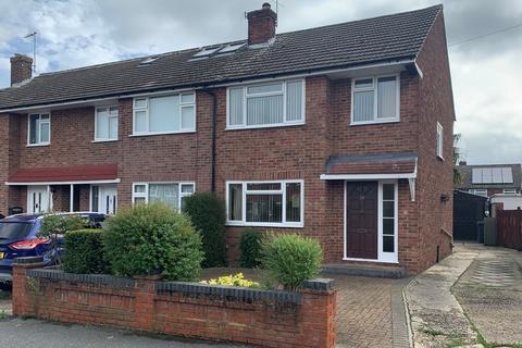 3 bedroom end of terrace house for sale - St Anthonys Drive, Moulsham Lodge, Chelmsford, CM2