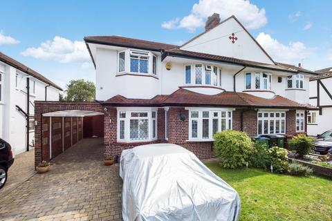 4 bedroom semi-detached house for sale - Willersley Avenue, Sidcup, DA15