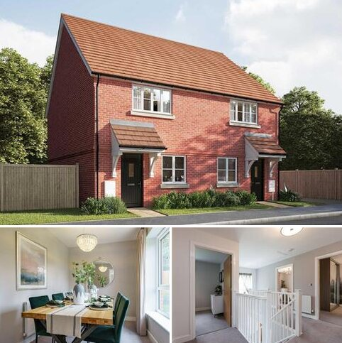 2 bedroom semi-detached house for sale - Plot 200, The Cartwright at Millwood Park, Mill Road, Hailsham, East Sussex BN27