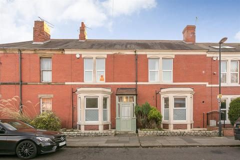3 bedroom terraced house for sale - Lodore Road, High West Jesmond, Newcastle upon Tyne