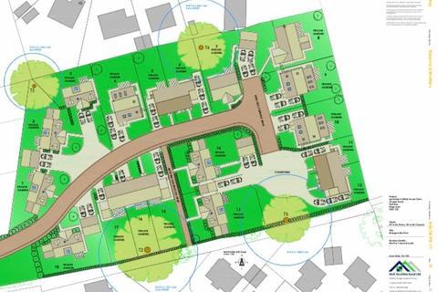 Land for sale - Chapel Road, Pott Row