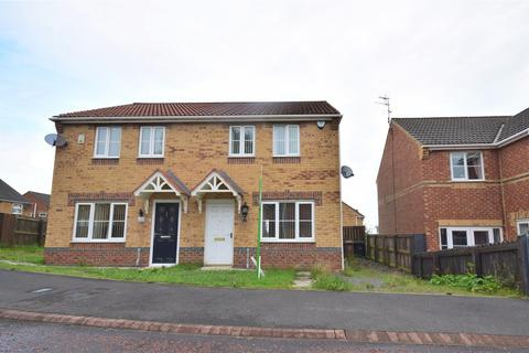 3 bedroom semi-detached house for sale - Hemsby Close, Havelock Park, Sunderland