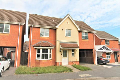 4 bedroom detached house for sale - Heritage Way, Hamilton, Leicester LE5