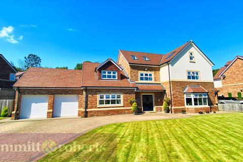 5 bedroom detached house for sale - Spring Meadows, Rainton Bridge