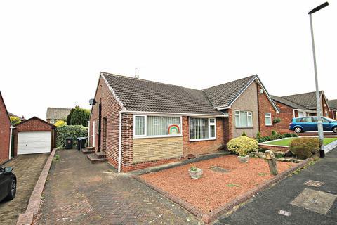 2 bedroom semi-detached bungalow for sale - Gloucestershire Drive, Belmont, Durham