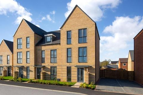 3 bedroom end of terrace house for sale - Plot 6, Cannington at Northstowe, Wellington Road, Cambridge CB24