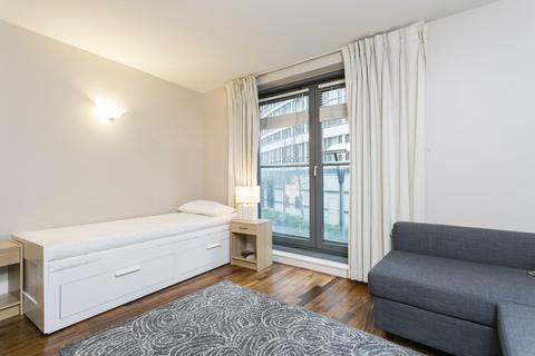 Studio to rent - New Providence Wharf, Fairmont Avenue, Canary Wharf, London, E14