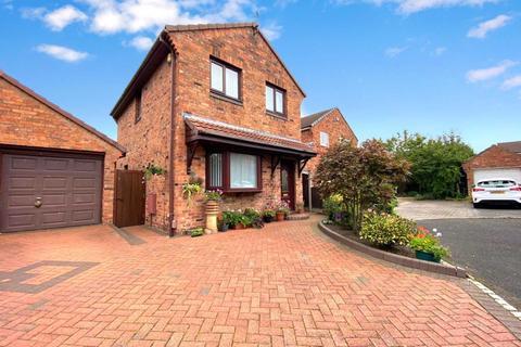 3 bedroom detached house for sale - Shetland Close, Warrington
