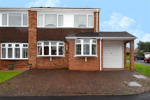 3 bedroom semi-detached house for sale - Caynham Close Winyates West, Redditch, Worcestershire, B98
