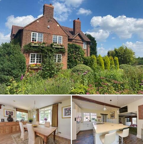 6 bedroom farm house for sale - Burrow Hill Lane, Corley, Warwickshire, CV7
