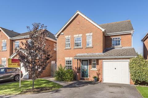 4 bedroom detached house for sale - Manor Road,  Wootton,  OX13