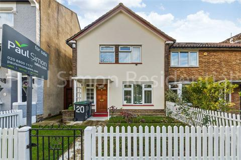 4 bedroom end of terrace house for sale - Fairfax Road, Harringay, London, N8
