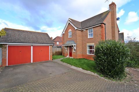 4 bedroom detached house for sale - Blyth Court, Tattenhoe, Buckinghamshire, MK4