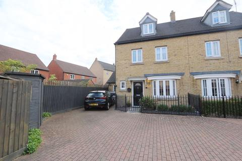 4 bedroom semi-detached house for sale - Caister Court, Kingsmead, Buckinghamshire, MK4