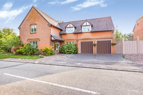 4 bedroom detached house for sale - Wellington Gardens, Bradfield Southend, Reading, Berkshire, RG7
