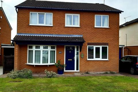 4 bedroom detached house to rent - Kemps Green Road, Balsall Common, Coventry, CV7 7QF
