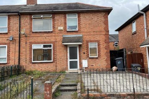 2 bedroom semi-detached house for sale - Alma Street, Newfoundpool, Leicester, LE3 9FB