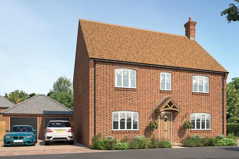 4 bedroom detached house for sale - Plot The Spetisbury at Charminster Farm, Charminster Farm DT2