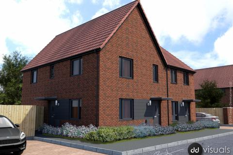 Livewest - Cranbrook - Plot 116, The Lockwood at Cranbrook, Galileo, Birch Way, Cranbrook EX5