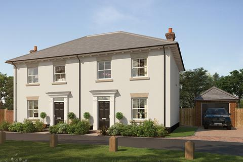 3 bedroom semi-detached house for sale - Plot The Edmondsham at Charminster Farm, Charminster Farm DT2