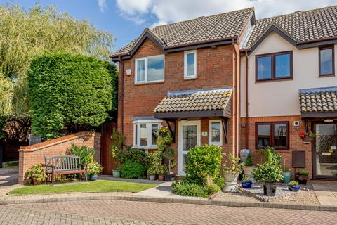2 bedroom end of terrace house for sale - The Hawthorns Bedfordshire SG16
