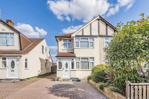 3 bedroom semi-detached house for sale - Waverley Close, Hayes, Middlesex, UB3 4AJ
