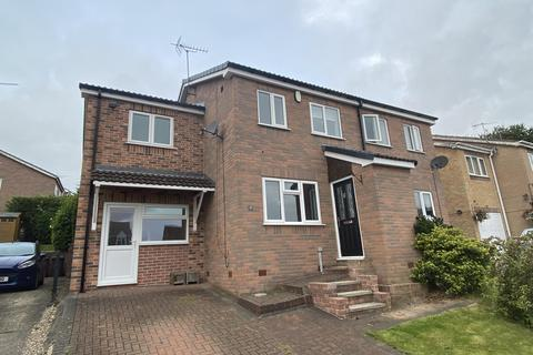 3 bedroom semi-detached house to rent - Setts Way, Wingerworth, Chesterfield, S42 6NZ