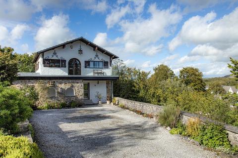 3 bedroom detached house for sale - Alpine Cottage, 1 Greenbank Avenue, Storth
