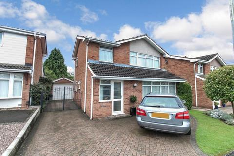 4 bedroom detached house for sale - Thirlmere Avenue, Nuneaton