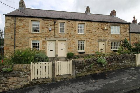 2 bedroom terraced house for sale - Cutlers Hall Road, Shotley Bridge, Consett, DH8