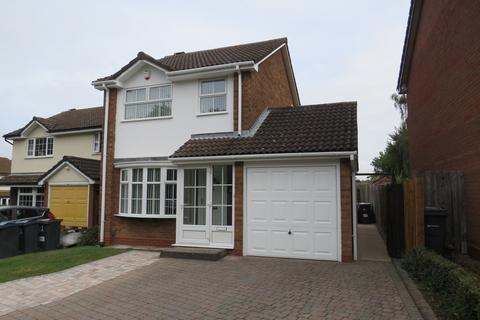 3 bedroom detached house to rent - Moat Croft, Walmley