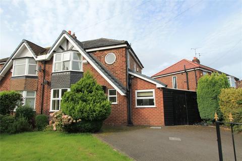3 bedroom semi-detached house for sale - Danebank Avenue, Crewe, Cheshire, CW2