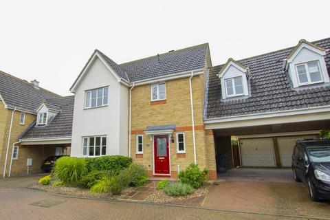 4 bedroom link detached house for sale - Copel Close, Highfields Caldecote, CB23