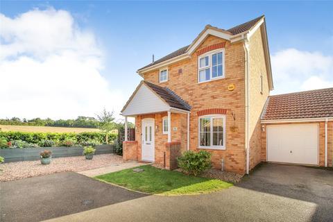 3 bedroom link detached house for sale - Saxon Way, Ancaster, Grantham, NG32