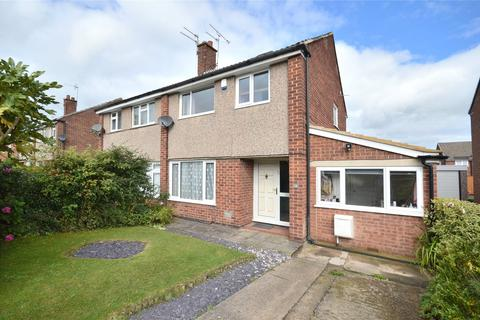 4 bedroom semi-detached house for sale - Brookhill Grove, Alwoodley, Leeds, West Yorkshire