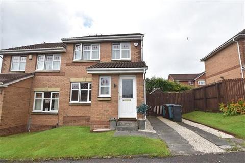 3 bedroom semi-detached house for sale - Dunellan Way, Moodiesburn, Glasgow, G69 0GG