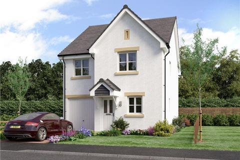 Miller Homes - South Gilmerton Brae - Plot 123, Dunbar at Barratt @ Heritage Grange, Frogston Road East, Edinburgh, EDINBURGH EH17