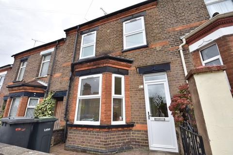 4 bedroom terraced house to rent - Tennyson Road, Luton