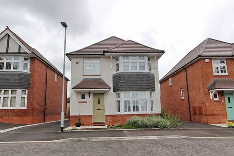 4 bedroom detached house for sale - Springfield Gardens, Prestwich, Manchester