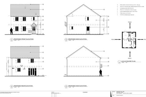 4 bedroom property with land for sale - Carway, Kidwelly