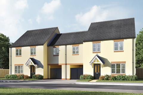 4 bedroom link detached house for sale - Plot 155A, The Laurel at Hawkswood, Pioneer Way, Kingsmere, Bicester, Oxfordshire OX26