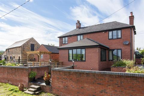 3 bedroom detached house for sale - Butterton, Leek