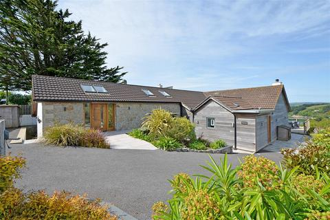 4 bedroom detached bungalow for sale - St. Just In Roseland