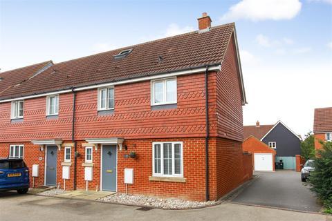 4 bedroom semi-detached house for sale - Deyley Way, Singleton, Ashford