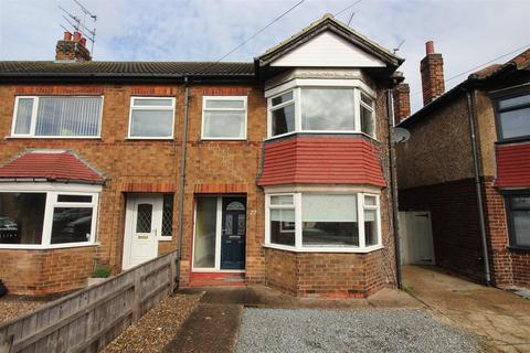 3 bedroom end of terrace house for sale - St. Marys Avenue, Hull