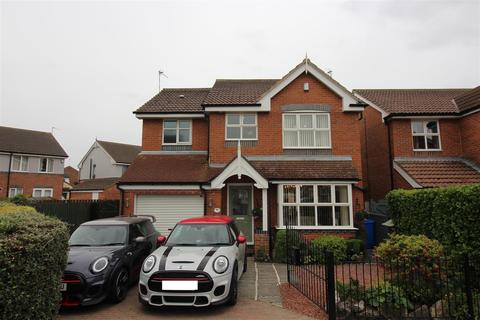 4 bedroom detached house for sale - Barbarry Road, Hedon, Hull