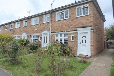 3 bedroom end of terrace house for sale - Brompton Close, Hounslow