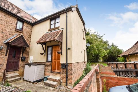 2 bedroom end of terrace house for sale - Carisbrooke Drive, South Woodham Ferrers